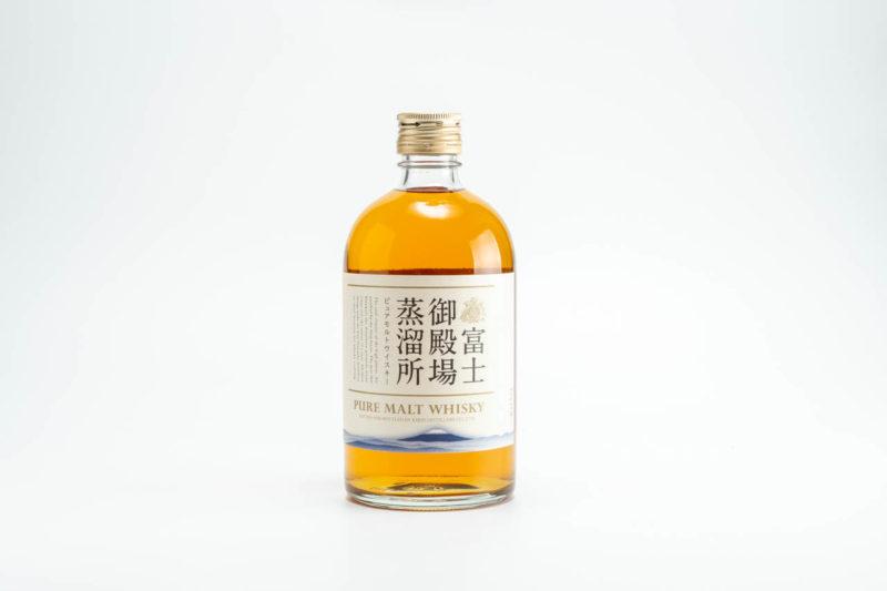 富士御殿場蒸留所ピュアモルトウイスキーの画像